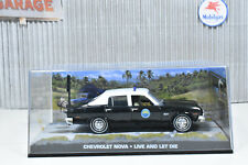 James Bond 007 - Live And Let Die - Chevrolet Nova Police Car