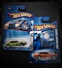Hot Wheels Mercury Cougar 1968 Tag Rides 2004 and 2006