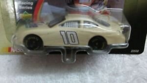 Hot Wheels Racing 1999 #10 Ricky Rudd HW Ford Taurus Test Track primer yellow
