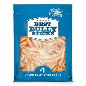 Best Bully Sticks All-Natural Duck Feet Dog Treats (30 Pack) - Single-Ingredient