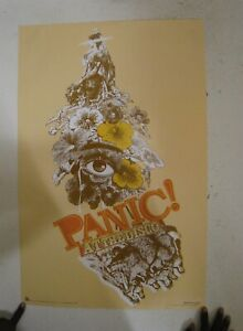 Panic At The Disco Poster Mint 24x36