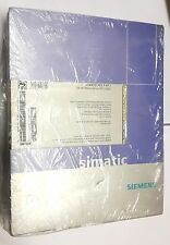 SIEMENS SIMATIC PCS 7 V7.1 SERVER REDUNDANCY 6ES7652-3BD17-2YA0 SOFTWARE