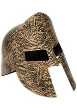 Plástico Spartan Sombrero Casco Soldado Fancy Dress Despedida 300 película Bc Esparta del Reino Unido