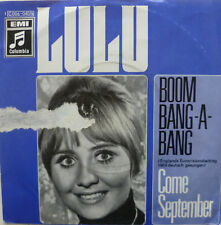 "7"" Grand Prix 1969 (UK) LULU Boom Bang-a-Bang/German! \"