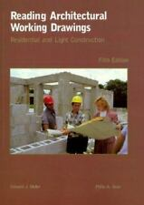 Reading Architectural Work Drawings: Reading Architectural Working Drawings Vol.