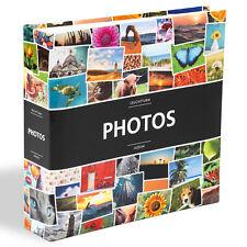 LEUCHTTURM Fotoalbum VALEA für 200 Fotos 10x15 cm 100 Seiten Photo Buch Memo
