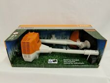 NEW STIHL CHILDREN'S TOY BATTERY OPERATED TOY TRIMMER 0464-937-0000