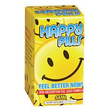 Brain Pharma Happy Pills - 60 Capsules