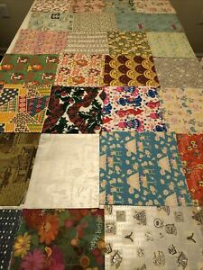 Vintage Mid Century Mixed Occasion Wrapping Paper Lot 30 Sheets