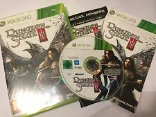 XBOX 360 GAME DUNGEON SIEGE III 3 +BOX +INSTRUCTIONS COMPLETE PAL FORMAT