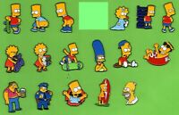 Pins pin's lapel pin AU CHOIX Les SIMPSONS SIMPSON BART LISA MARGE MAGGIE BARNEY