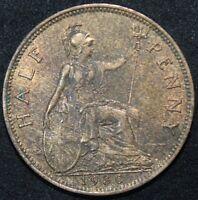 1930 | George V Half-Penny | Coins | KM Coins