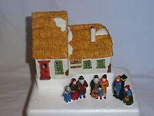 Lot HERITAGE VILLAGE CHRISTMAS CAROL FIGURINE ~ LAS VEGAS PICK UP ONLY ~  JL