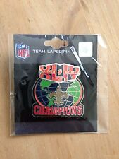 New Orleans Saints XLIV Champions Globe Pin