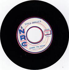 TONY BELLUS-NRC 23 TEEN ROCK 45RPM ROBBIN' THE CRADLE  VG++