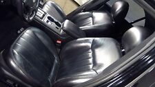 03-06 Lincoln LS Complete Front Driver Passenger Rear Back Leather Seat Set