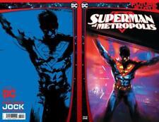 Future State Superman Of Metropolis #1 Jock Team Variant Dc Comics 123020