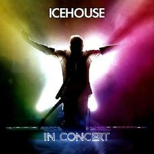 Icehouse: In Concert - Icehouse (2015, CD NIEUW)2 DISC SET