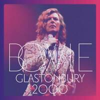David Bowie - Glastonbury 2000 (NEW 2CD, DVD)