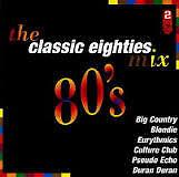 The Classic 80s Mix (2 CD Duran Jam Talk Japan Ultravox Divinyls ABC Blondie)
