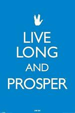 Star Trek : Live Long and Prosper - Maxi Poster 61cm x 91.5cm new and sealed