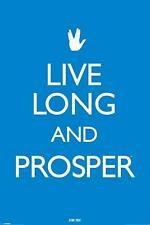 Star Trek : Live Long and Prosper - Maxi Poster 61cm x 91.5cm (new & sealed)