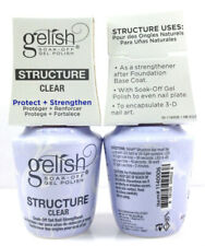 Harmony Gelish Soak Off - BRUSH-ON STRUCTURE GEL CLEAR 0.5oz/15ml