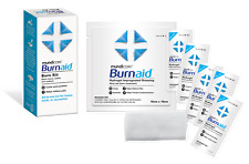 BURNAID Burn Relief for Minor Burns, Scalds & Sunburn. Helps to Relieve Pain