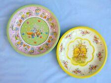 More details for 2 vintage west germany easter plates 1960s