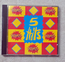 "CD AUDIO / VARIOUS ""DILLINGS 5 HITS"" CD COMPILATION 1994 ( NATIVE UNLIMITED ..)"