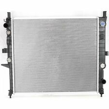 Radiator For 98-03 Mercedes Benz ML320 3.2L 1 Row W/ Eng Oil Cooler