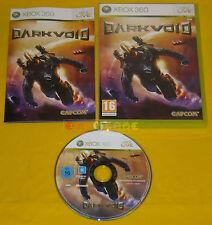 DARK VOID XBOX 360 Versione Ufficiale Italiana 1ª Edizione ••••• COMPLETO