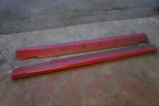 Integra Civic Type R DC2 UKDM JDM Milano Red Side Skirts - Good Condition