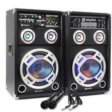 Skytec Speaker (s) DJ & PA Equipment Packages