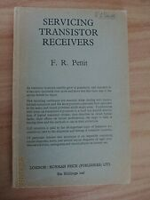 Servicing Transistor Receivers Pettit 1959