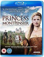 Princess Of Montpensier [Blu-ray] [DVD][Region 2]