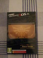 3DS  Xl - Zelda Hyrule Edition - Nintendo