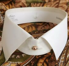 Harvie and Hudson shirt collar size 15 Cavendish detachable Jermyn Street 1960s