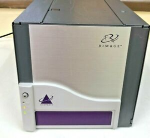 Rimage Everest II CD DVD Blu-ray Thermal Printer Model:CDPR21