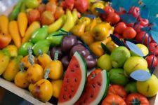 Frutta Martorana 500 gr pasta reale alle mandorle dolci tipici siciliani