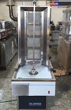 LPG 4 Burner CANMAC Doner Kebab Machine