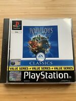 Populous: The Beginning - PlayStation 1 PS1 EA Classics (1998)