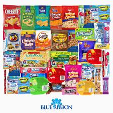 Care Package 45 Count Snack Sampler Gift Basket