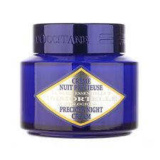 1 PC L'Occitane Immortelle Biologique Precious Night Cream 50ml Skin Care #8576