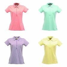Waist Length Cotton Collared Tops & Shirts for Women