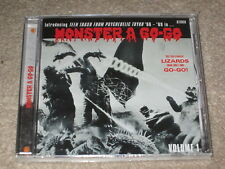 MONSTER A GO-GO - REAVERS / SPIDERS / MOPS / BUNNYS / VOLTAGE / GOLDEN CUPS ETC