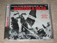 Monster A Go-Go - Reavers/Spiders/Vadrouilles/ Bunnys/Voltage/Golden Tasses