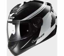 Black Taglia L protectWEAR Casco integrale con visiera H520-Arrow-GB L