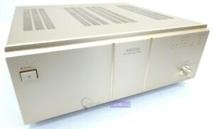 Sony TA-N9000ES 5 Channel Power Amplifier in Gold