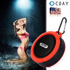 USA Bluetooth Speaker Wireless Waterproof Outdoor Stereo Bass USB/TF/FM Radio